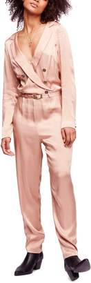 Free People I Am a Woman Jumpsuit