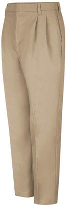 JCPenney Red Kap PT38 Pleated Twill Pants