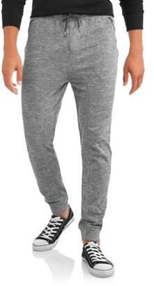 Hollywood Men's Knit Jogger With Zipper Pockets