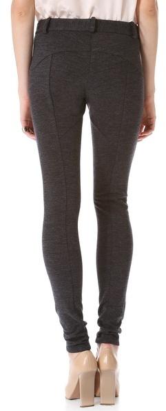 Thakoon Seamed Slim Pants