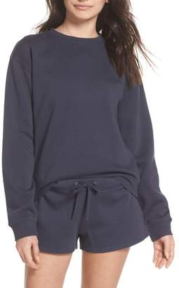 Make + Model Take It Easy Lounge Sweatshirt