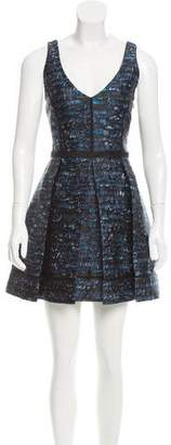 Proenza Schouler Silk-Blend Jacquard Dress w/ Tags