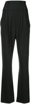 CK Calvin Klein stretch tropical trousers