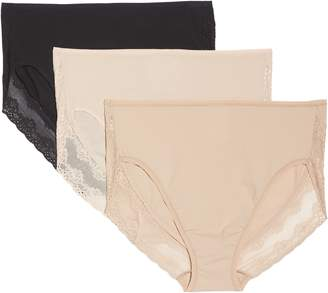 Natori Bliss Perfection 3-Pack French Cut Briefs