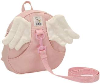 Pink Angel Panda Superstore Infant Knapsack Baby Bag Toddler Backpack Prevent From Getting Lose