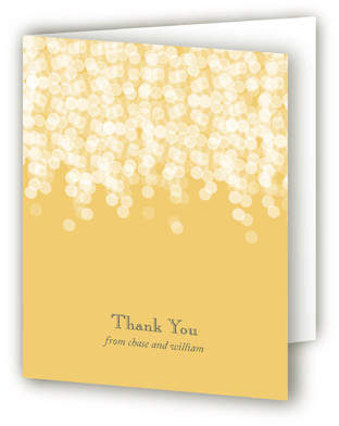 Under the Stars Thank You Cards