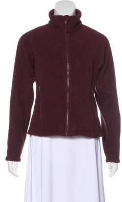 Marmot Fleece Zip-Up Sweatshirt
