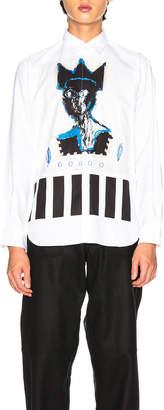 Comme des Garcons Basquiat Shirt