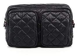 MZ Wallace Women's Large Savoy Cosmetic Bag