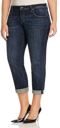Lucky Brand Plus Reese Boyfriend Jeans in Matira
