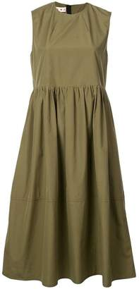 Marni pleated bottom dress