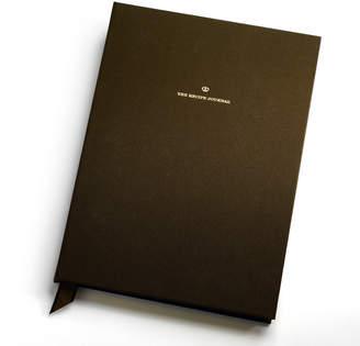 Mrs. John L. Strong Recipe Journal