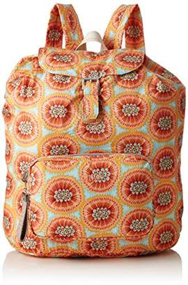 Oilily Enjoy Passion Fruit Backpack Lvf, Women's Handbag,13x40x30 cm (B x H T)