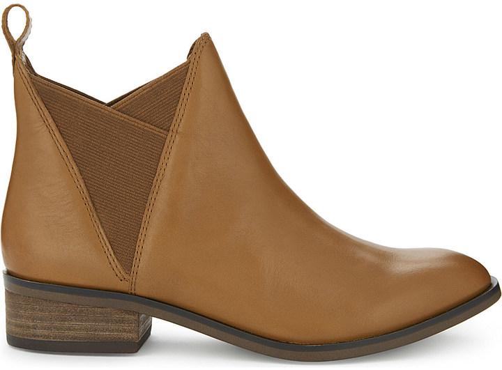 AldoALDO Scotch leather Chelsea boots