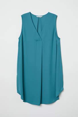 H&M MAMA Sleeveless Tunic - Turquoise