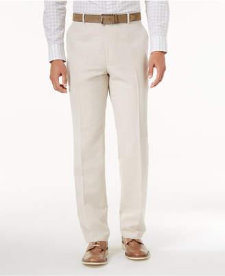 INC International Concepts I.N.C. Men's Linen-Blend Dress Pants, Created for Macy's