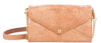 Rebecca Minkoff Leather Envelope Crossbody Bag
