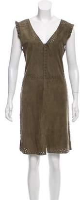 Vilshenko Gabi Knee-Length Dress