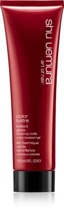 styling/ color lustre thermo-milk blow dry primer Leave-in heat protectant for color-treated hair.