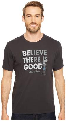 Life is Good Be The Good jake Smooth Tee Men's T Shirt