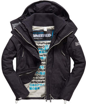 Superdry Hooded Arctic SD-Wind Attacker Jacket