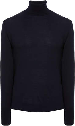Officine Generale Merino Wool Turtleneck Sweater