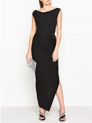Vivienne Westwood Vian Sleeveless Wrap Dress