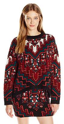 Mara Hoffman Women's Rug Knit Sweater
