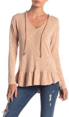 Anama Knit Peplum Sweater