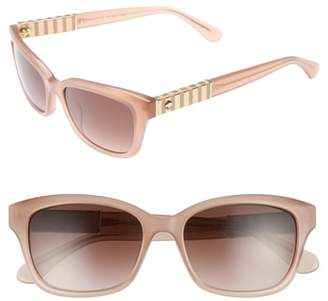 Kate Spade Johanna 2 53mm Gradient Sunglasses