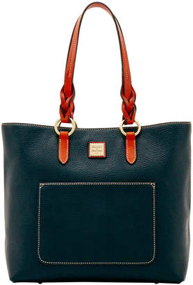 Dooney & Bourke Pebble Grain Pammy Tote
