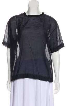 Marc Jacobs Short Sleeve Top