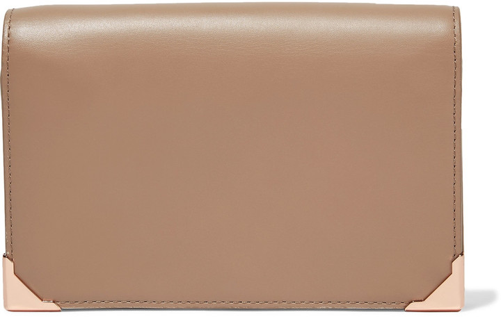 Alexander Wang Alexander Wang Prisma leather shoulder bag