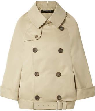 Junya Watanabe Cotton-blend Twill Jacket - Sand