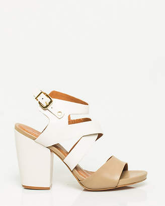 Le Château Brazilian-Made Leather Sandal