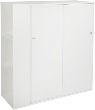 URBAN RESEARCH South Shore Crea Kids Storage Cabinet with Sliding