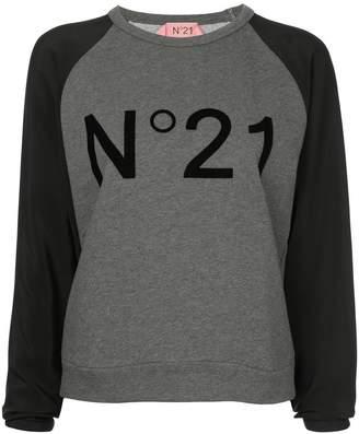 No.21 ロゴシャツ