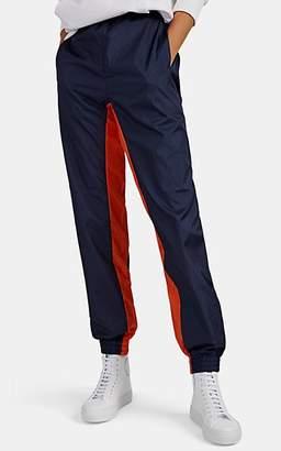 Ambush Women's Colorblocked Tech-Taffeta Track Pants - Navy