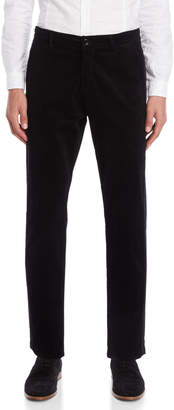 Imperial Star Velvet Tuxedo Stripe Ankle Pants