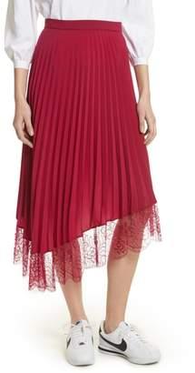 A.L.C. Claude Asymmetrical Skirt