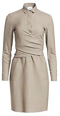 Akris Punto Women's Tied Wrap Dress