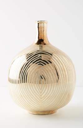 Anthropologie Mercury Globe Vase