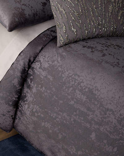 Donna Karan Home Moonscape King Duvet