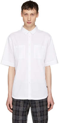 Tiger of Sweden White Relax Shirt