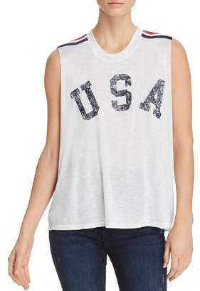 Vintage Havana USA Graphic Tank