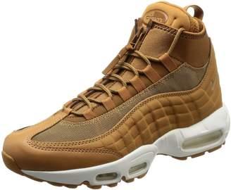Nike Men's Air Max 95 Sneakerboot Flax/Flax Ale Brown Sail Boot 8.5 Men US