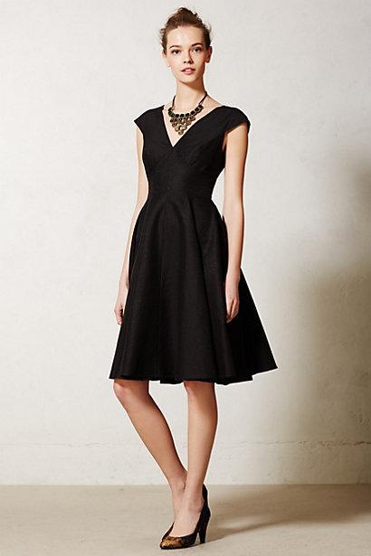 Anthropologie Minuet Dress