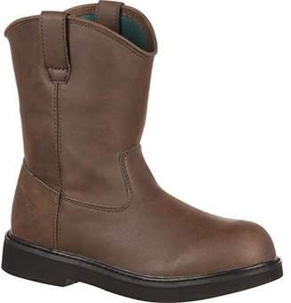 Georgia Boot Unisex G100 Mid Calf Boot