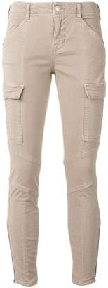 J Brand cargo skinny trousers