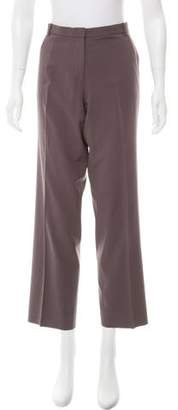 Hermes Mid-Rise Wool Pants